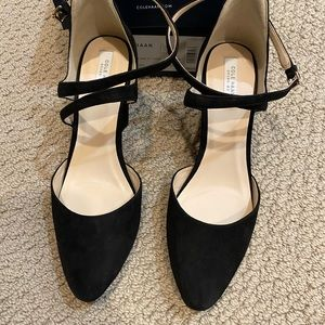 Cole Haan Lacey Wedge Ankle Strap